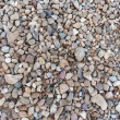 Stock Photo: Gravel sand stone texture use as natural background texture
