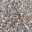 Gravel sand stone texture use as natural background texture — Stock Photo #37686989