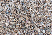 Gravel sand stone texture use as natural background texture — Stock Photo