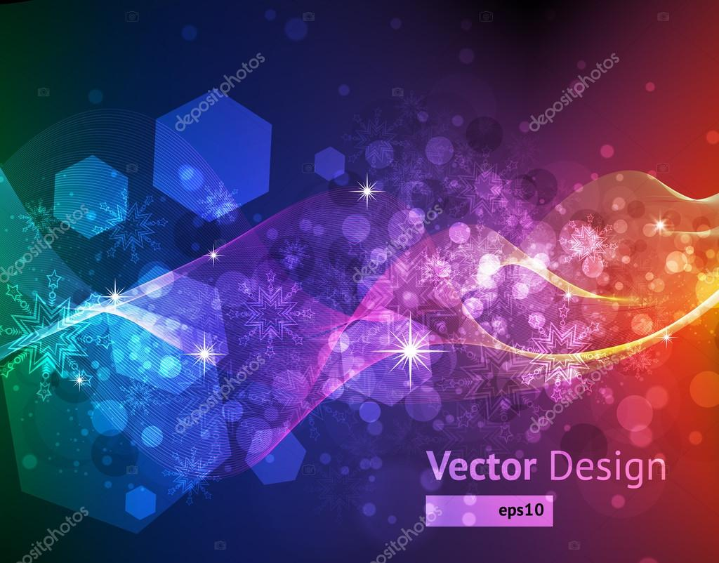 Christmas POSTER  Stock Vector #15397687