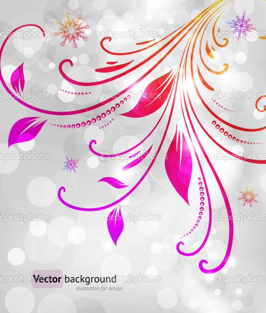 Christmas POSTER  Stock Vector #15402417