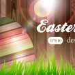 Stockvektor : Easter