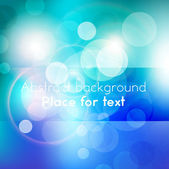Abstract glow background — Vecteur