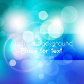 Abstrakte glühen-hintergrund — Stockvektor
