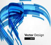 Abstraktní překrýt šestiúhelníku tvarů vektorové pozadí — Stock vektor