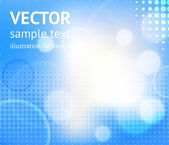 Fondo abstracto resplandor — Vector de stock