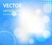 Fundo abstrato brilho — Vetorial Stock