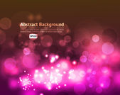 Abstract bright shine background with free place for text — Vector de stock