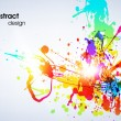Abstract Background design. Vector - Stock Vector