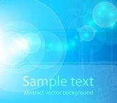 Abstract retro technology vector background. — Stock Vector