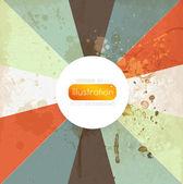Grunge background — Stock Vector
