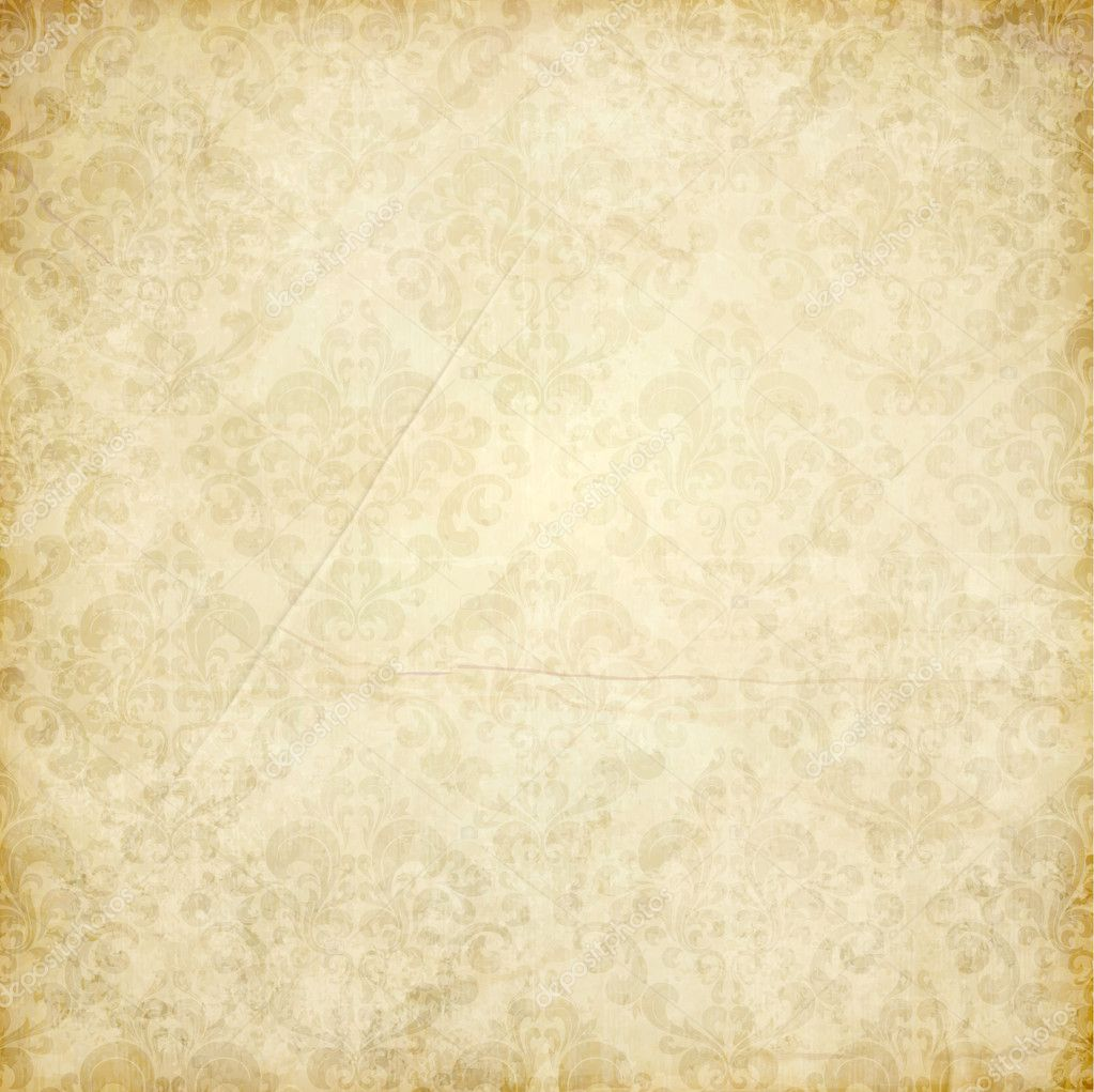 Elegant damask background with classical wallpaper pattern ... Classical Music Background Designs
