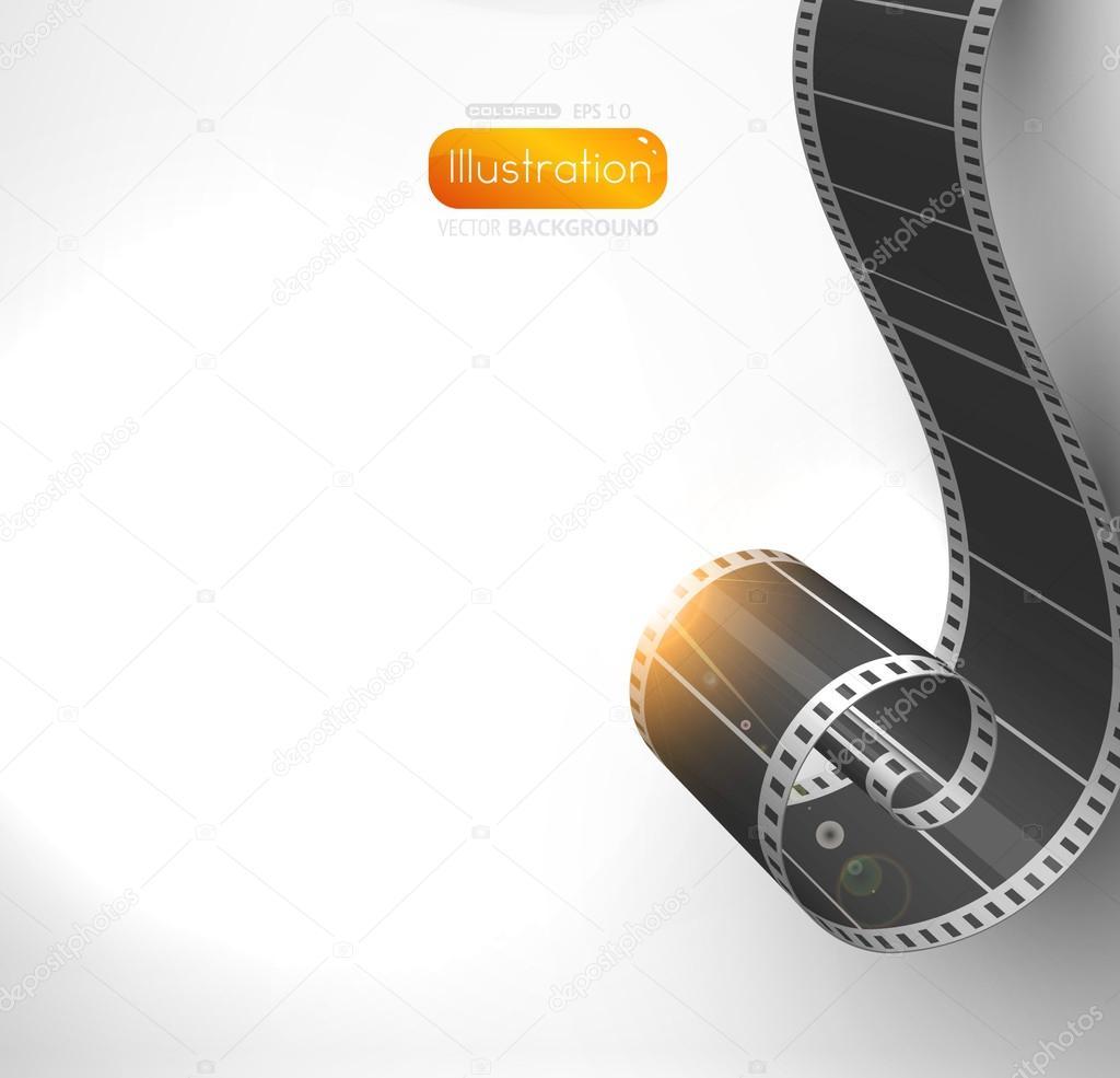 Video Recorder Vector Photo or Video Recording