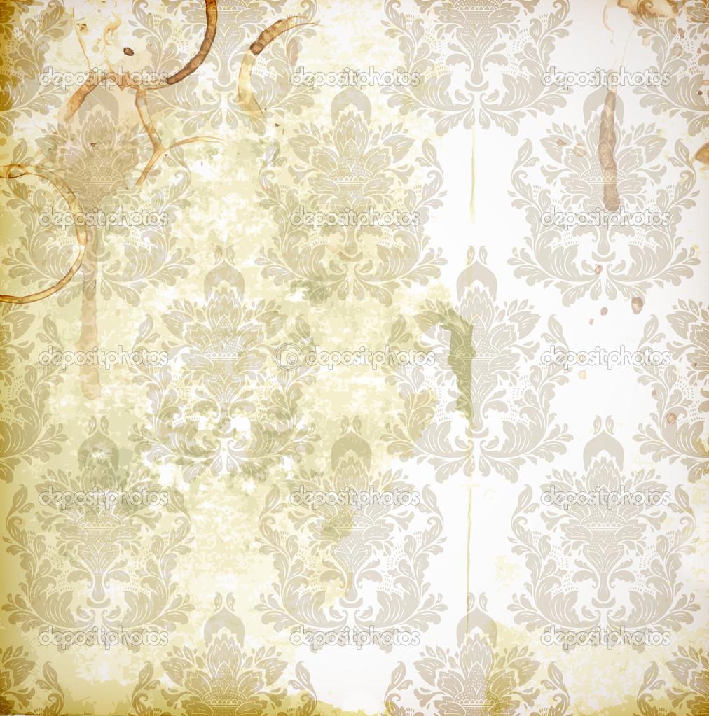 damask wallpaper glamorous and elegant - photo #5