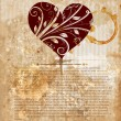Vetorial Stock : Love invitation