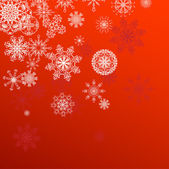 Christmas background vector image — Stock vektor