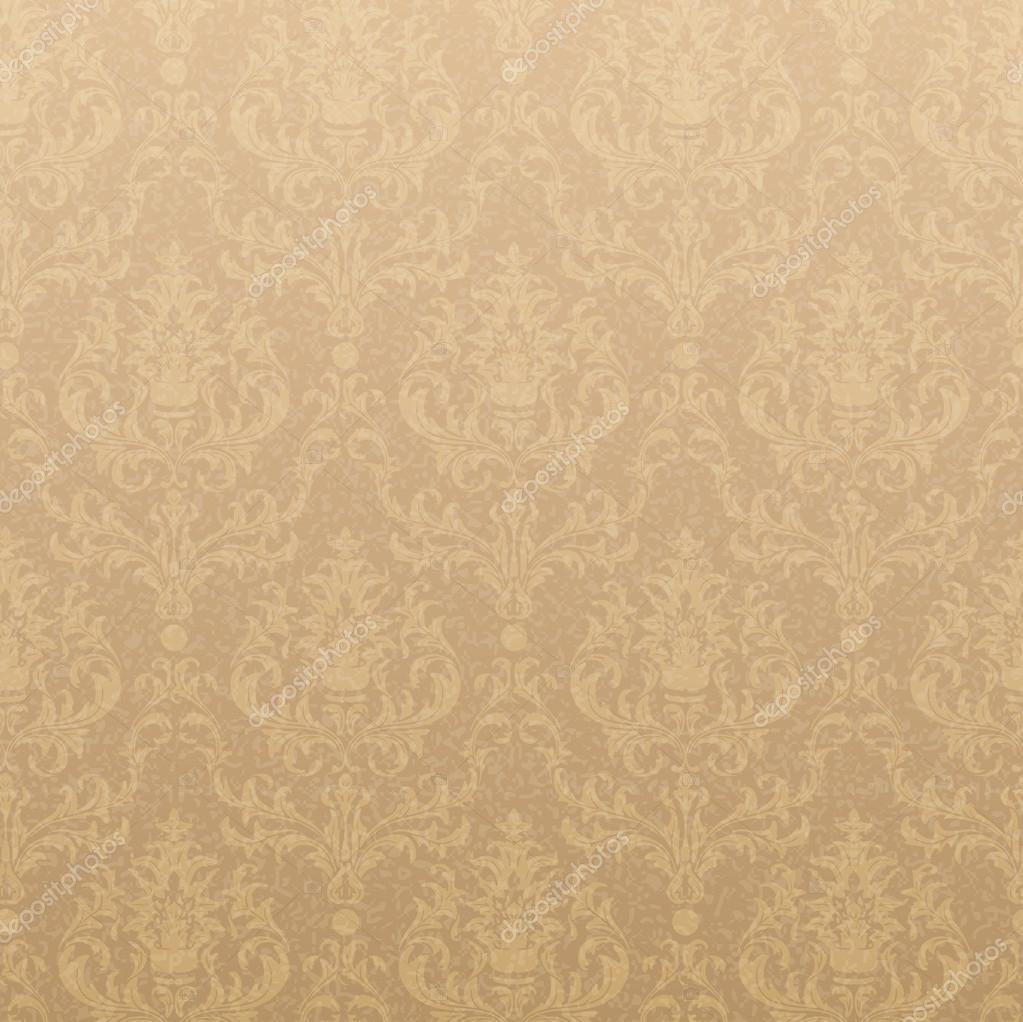 elegante damast hintergrund mit klassischen tapete muster. Black Bedroom Furniture Sets. Home Design Ideas