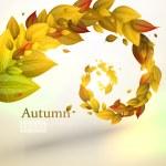 Autumn background — Stock Vector #18256029