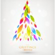 Christmas tree — Stock Vector #18269341