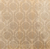 Seamless Damask wallpaper — Stock vektor