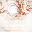 Vector de stock : Vintage border
