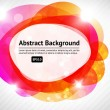 Royalty-Free Stock Vector Image: Modern abstraction in color. Abstract Vector Background