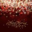 Royalty-Free Stock Vektorgrafik: Christmas background vector image