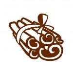 Cinnamon. — Stock Vector #43230091