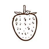 Cute Hand Drawn Vector illustration — ストックベクタ