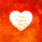 Valentine Day Heart. Vector Illustration. — Stock Vector #43258477