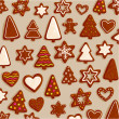 Christmas Cookies Set — Stock Vector #43258531