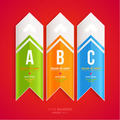 современные инфографики шаблон для бизнес-дизайн. — Cтоковый вектор