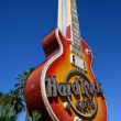 Hard Rock Cafe Guitar Las Vegas — Stock Photo #18145499