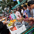 Stock Photo: Street Market