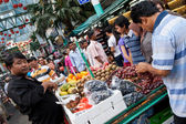 Street Market — Stock Photo
