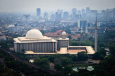 Masjid Istiqlal — Stock Photo