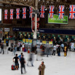 Stock Photo: London Victoria