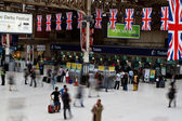 London Victoria — Stock Photo