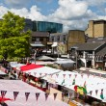 Camden Market — Stock Photo