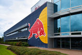 Red Bull Racing HQ — Foto de Stock