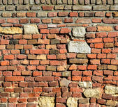 Brickwall background — Stock Photo