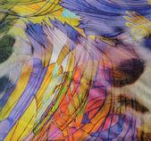 Multicolored textile — Stock Photo