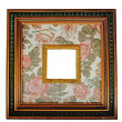 Stock Photo: Vintage wood frame