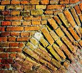Vintage abstract brickwall — Stock Photo
