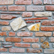 Abstract brick stone background — Stock Photo