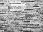 Black and white stone background — Stock Photo