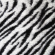 Royalty-Free Stock Photo: Zebra fur texture