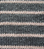 针织的面料 — 图库照片