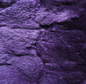 Purple fur texture — Stockfoto