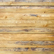 Wall of wood - Stock Photo